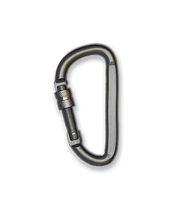 Accessory Carabiner with Key Ring